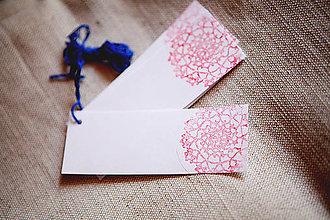 Papiernictvo - Folk visačky/menovky *1 - 5752022_