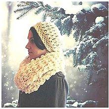 Šály - Winter Romance - súprava - 5751146_