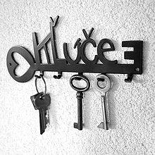 Nábytok - Vešiak na kľúče - 5754184_