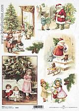 - ryžový papier Vianoce - 5752442_
