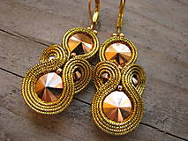 Simple Gold...soutache