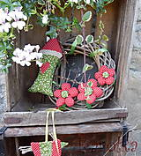 Dekorácie - Venček na dvere - Za Jahodovým Vŕškom (2) - 5756884_