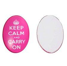 Komponenty - Kabošon Keep Calm and Carry on - 5755885_
