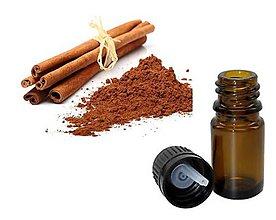 Suroviny - Esenciálny olej - Škorica 10 ml - 5756006_