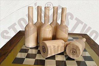 Materiál ručne robený - Kyjanica - rezbárske kladivko - 5755528_