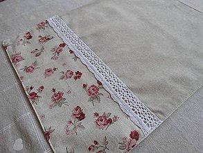 Úžitkový textil - Návrat domov - prestieranie - 5754852_