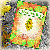 Papiernictvo - Jesenný minizápisník - 5754941_