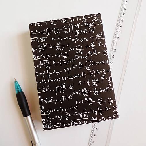 Matematický zápisník