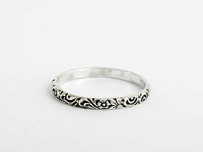 Prstene - 925 Strieborný prsteň Jungle - 5760577_