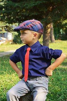 Detské súpravy - Bekovka a kravata - 5759356_