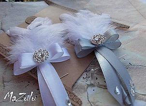 Pierka - svadobné pierko - 5757639_