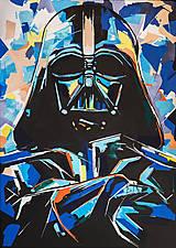 Grafika - Darth Vader 3 print A3 - 5759335_