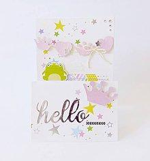 Papiernictvo - pohľadnica pre princeznú - 5761767_