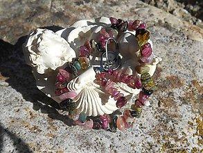 Sady šperkov - turmalinas coloridas - 5763359_