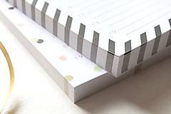 Papiernictvo - Day planner {2} - 5762791_