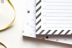 Papiernictvo - Day planner {2} - 5762793_