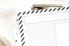 Papiernictvo - Day planner {2} - 5762794_