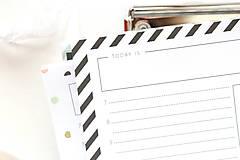 Papiernictvo - Day planner {2} - 5762799_