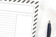 Papiernictvo - Day planner {2} - 5762802_