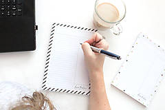 Papiernictvo - Day planner {2} - 5762803_