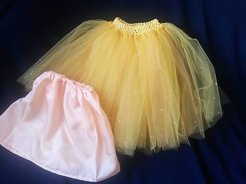 162f5c36eddb Princezná Bella - tutu tylová suknička   mironella - SAShE.sk ...