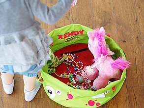 Detské doplnky - Hračkovak Xendy malý - 5767108_