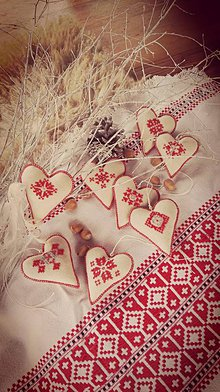 Dekorácie - Slovenské Vianoce - 5765477_
