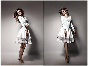 Šaty - Letný bozk - zľava - 5766883_