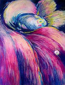 Obrazy - Choose the color, let's play I. - obraz na stenu, maľba, originál - 5767612_