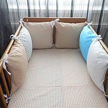 Textil - Vankúšiky Hnedo-modré - 5771168_