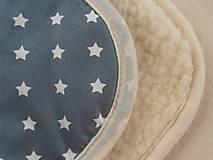 Textil - Univerzálna podložka do kočíka SUPER WASH MERINO - 5772851_