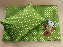 Textil - 2-dielny set obliečky do postieľky De LUXE hviezda - 5772938_