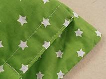 Textil - 2-dielny set obliečky do postieľky De LUXE hviezda - 5772939_