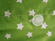 Textil - 2-dielny set obliečky do postieľky De LUXE hviezda - 5772940_