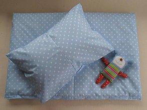 Textil - 2-dielny set obliečky do postieľky De LUXE hviezda - 5772919_