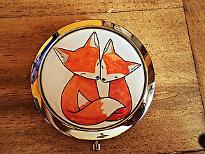 Zrkadielka - What does the fox say??? - 5772622_