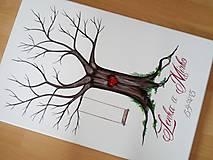 Papiernictvo - Wedding tree - 5769675_