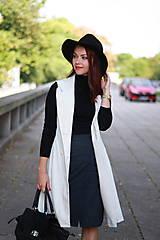 Sukne - Denimová sukňa - 5772982_