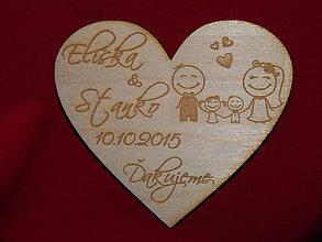 Darčeky pre svadobčanov - Magnetka ako darček pre hosti 27 - 5769737_