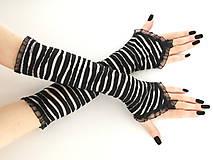 Dámské spoločenské rukavice opera 0025T