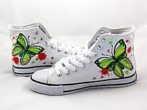Obuv - motýľové číňany - 5774128_