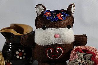 Bábiky - folkloristka Dorotka - 5774113_