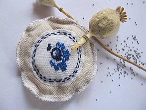 Odznaky/Brošne - Brošňa- folklórne parádenie - 5775502_
