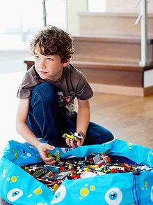 Detské doplnky - Vak na hračky Tuffi veľký - 5774471_