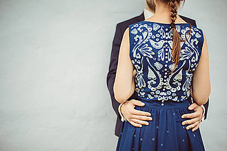 Šaty - Lastovička - 5773225_