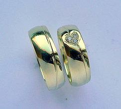 Prstene - so srdiečkom... - 5775553_