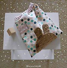 Detské tašky - vrecúško - 5773479_