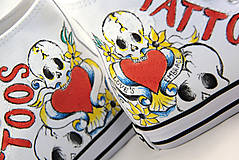 Obuv - Tatoo shoes - 5778085_