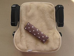 Textil - Merino Wool Liner for pushchairs and car seat - 5780735_