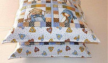 Úžitkový textil - Návliečky - Holly. - 5778724_